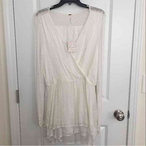 NWT free people dress